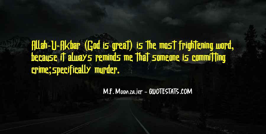 Allah O Akbar Quotes #1344003