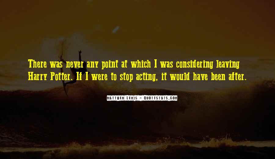 Alleviating Suffering Quotes #1604613