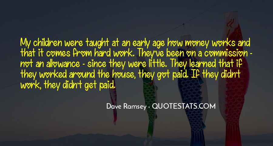 Allowance Quotes #155017