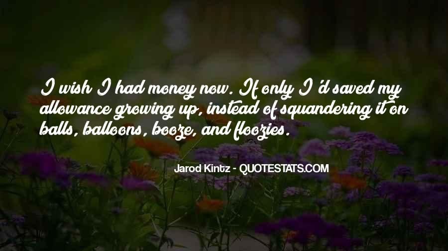 Allowance Quotes #190494