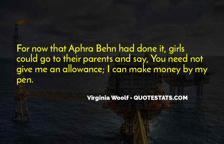 Allowance Quotes #378697