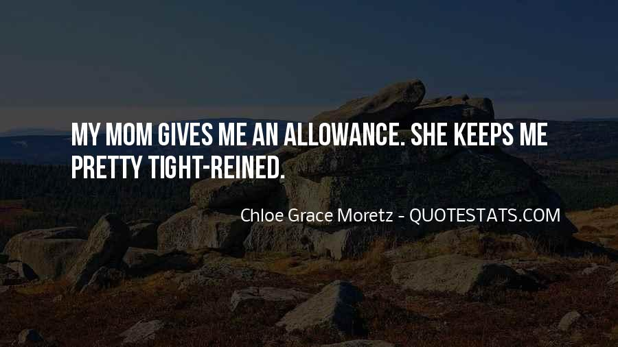 Allowance Quotes #620510