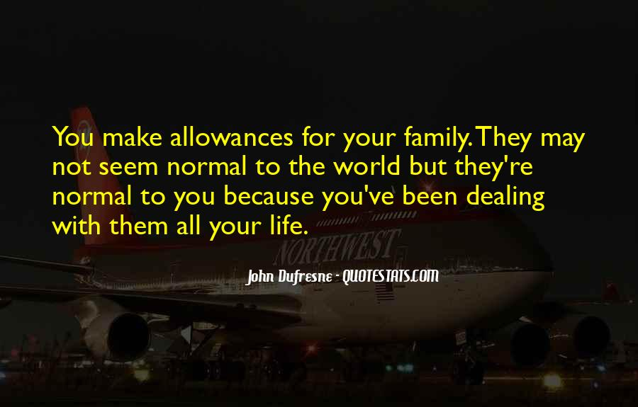 Allowance Quotes #744205
