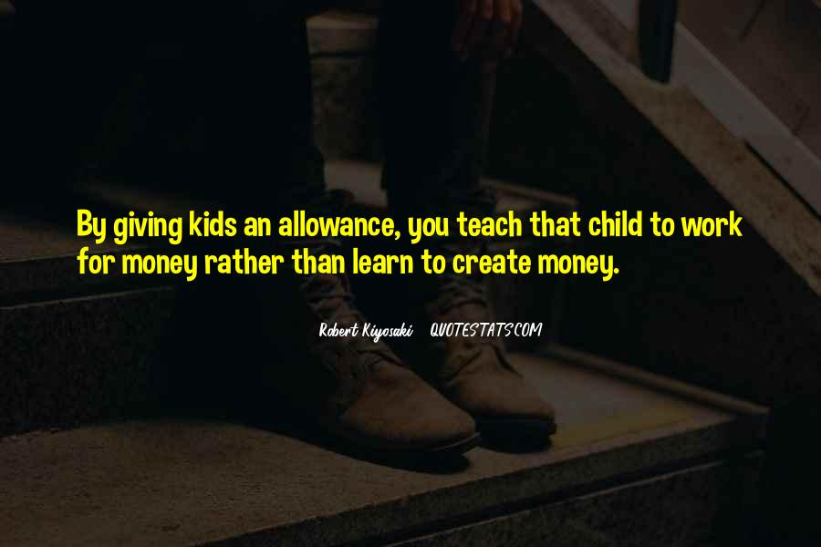 Allowance Quotes #996021
