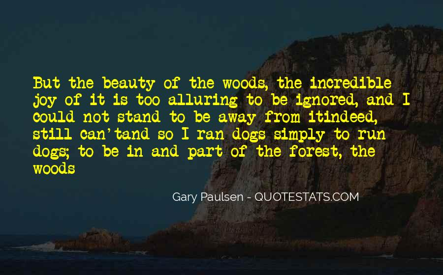 Alluring Beauty Quotes #214663
