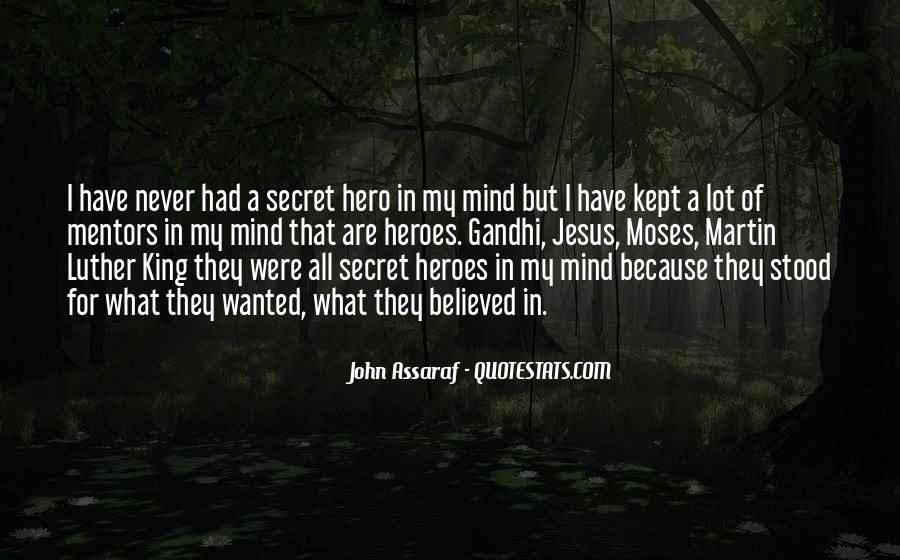 Almost Heroes Quotes #17383