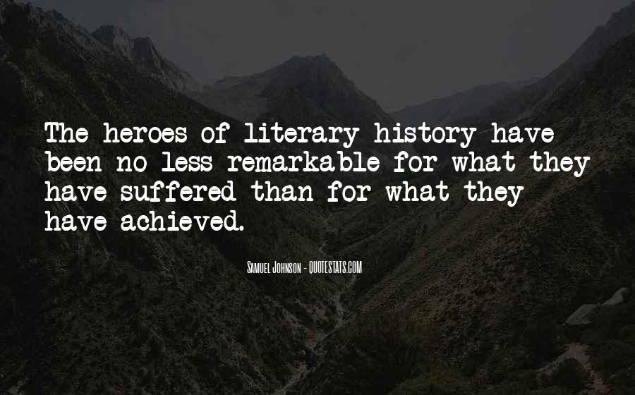 Almost Heroes Quotes #17627