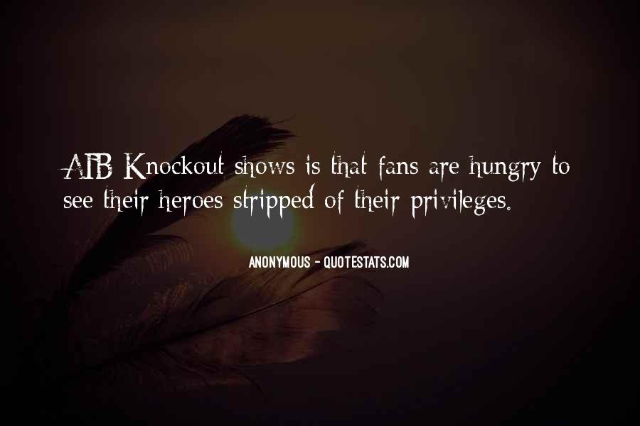 Almost Heroes Quotes #45985
