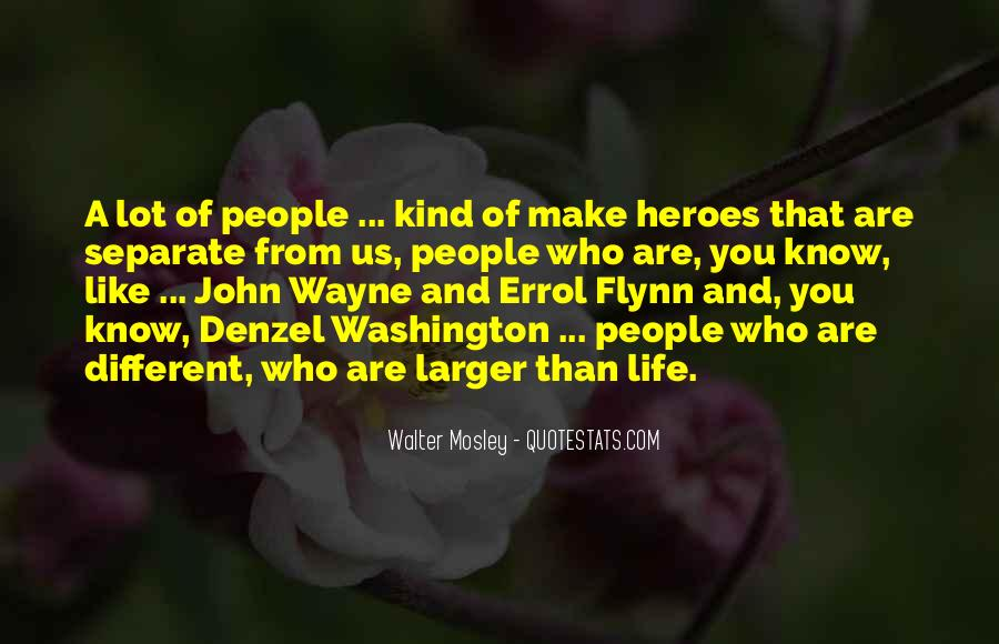 Almost Heroes Quotes #48902