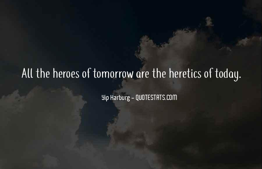 Almost Heroes Quotes #88317