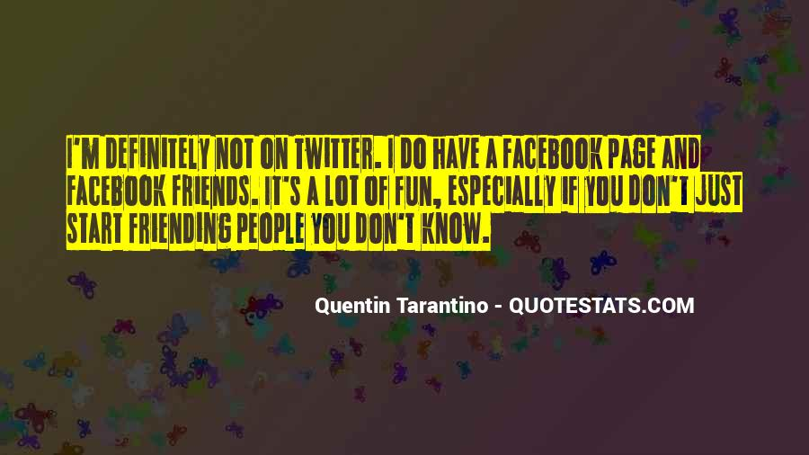 Quotes About Myself For Facebook #51615