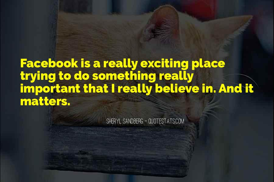 Quotes About Myself For Facebook #54123
