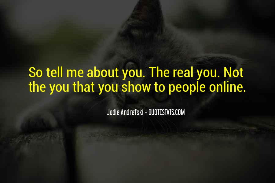 Quotes About Myself For Facebook #57663