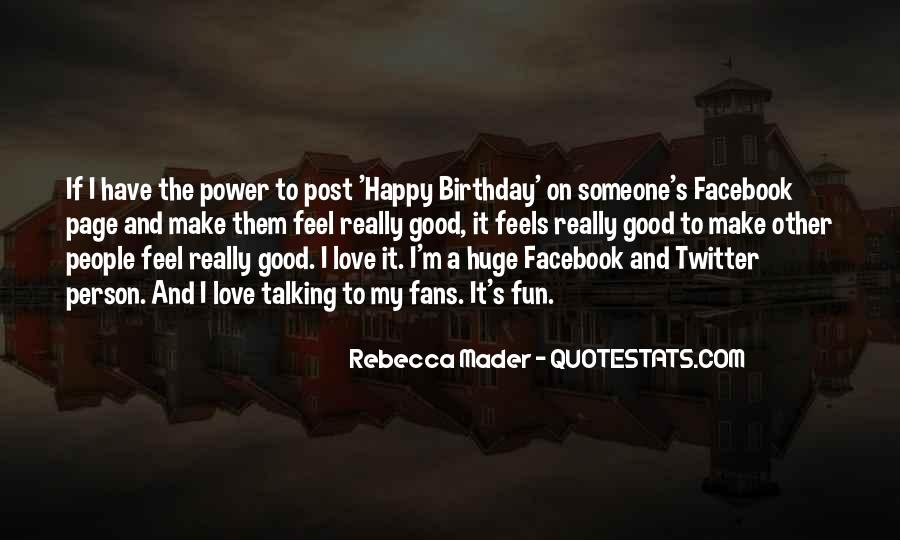 Quotes About Myself For Facebook #60038