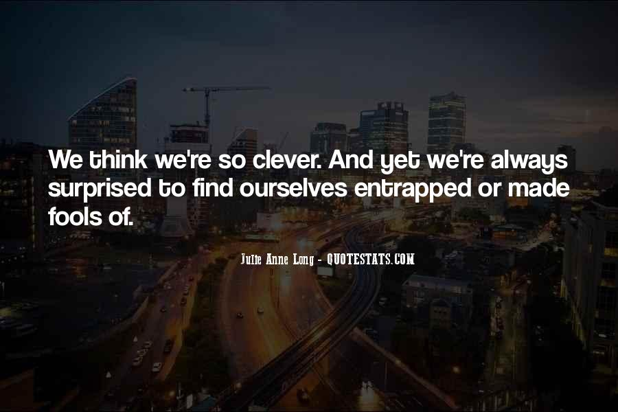 Alone In Big City Quotes #565612