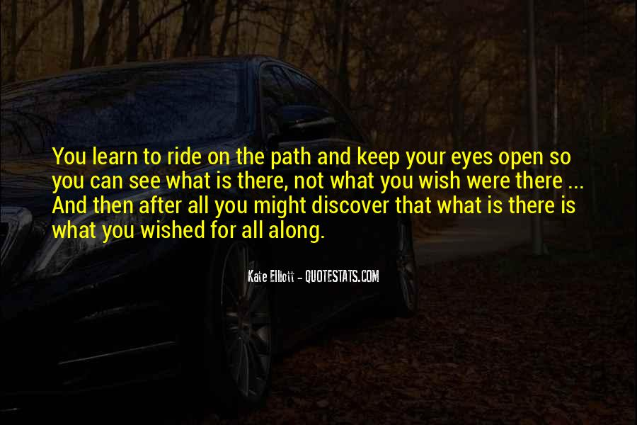 Along For The Ride Quotes #1511264