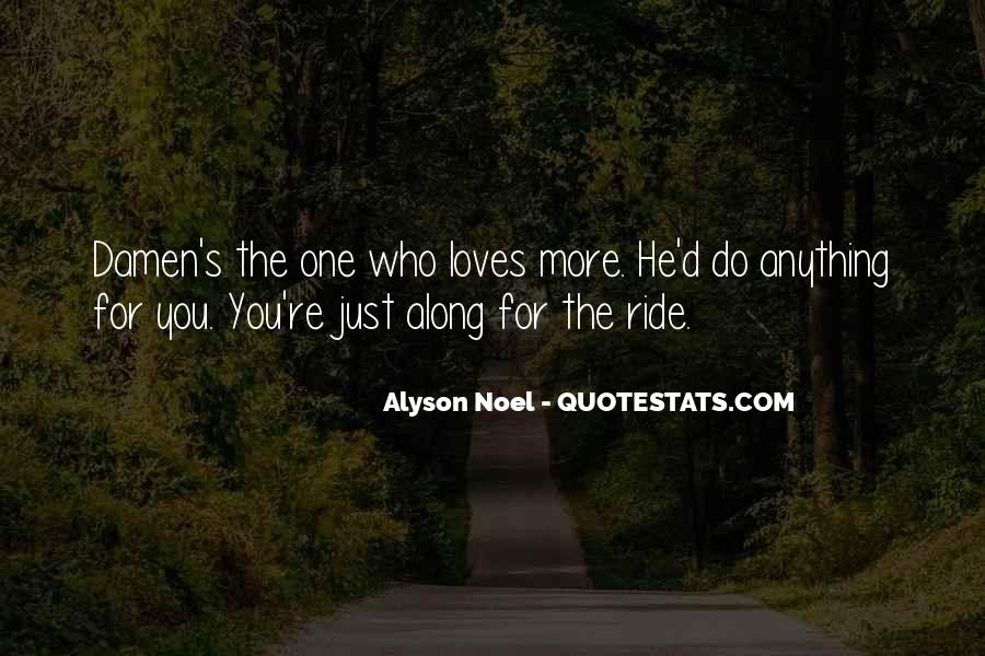 Along For The Ride Quotes #238945