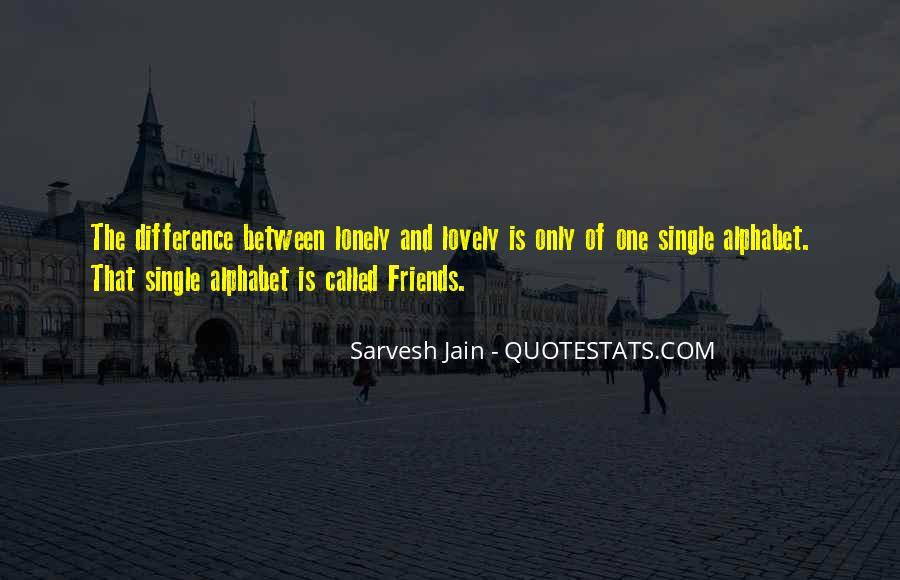 Alphabet Inspirational Quotes #449635