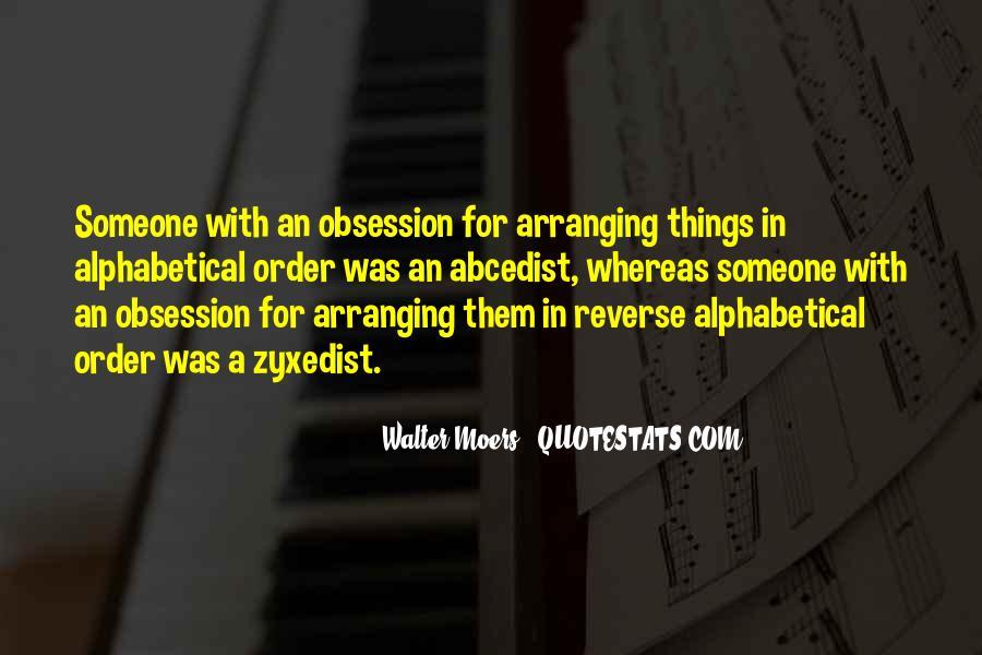 Alphabetical Quotes #1260901