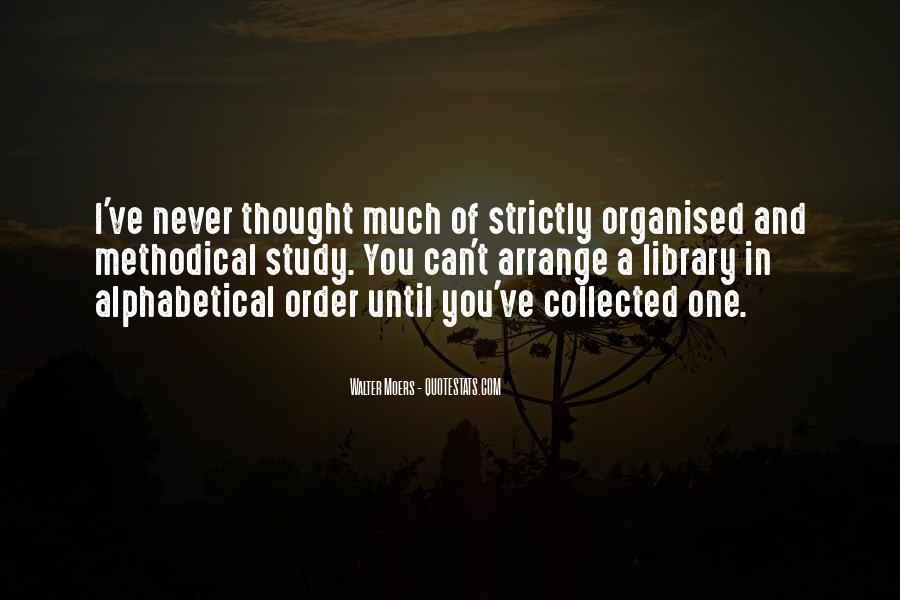 Alphabetical Quotes #1849962