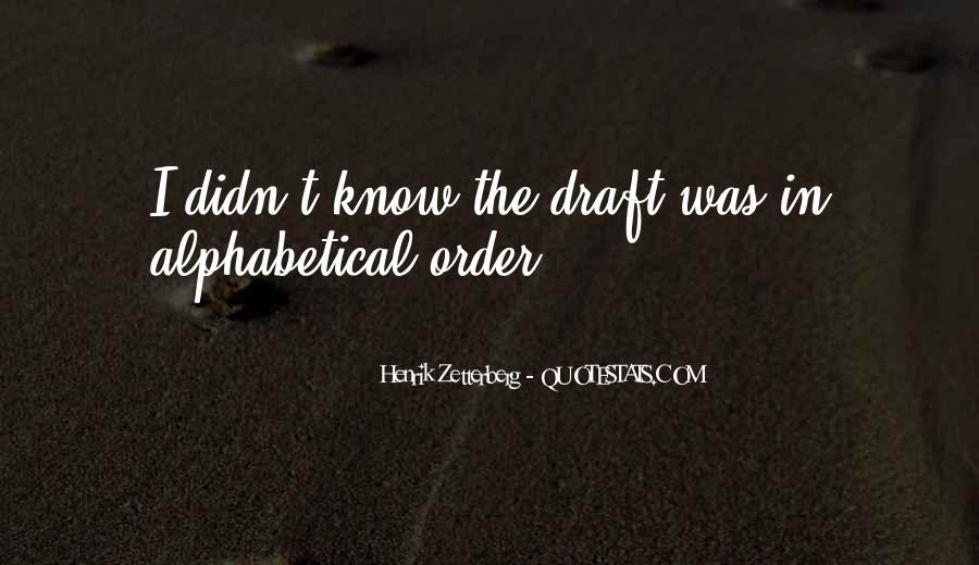 Alphabetical Quotes #337656