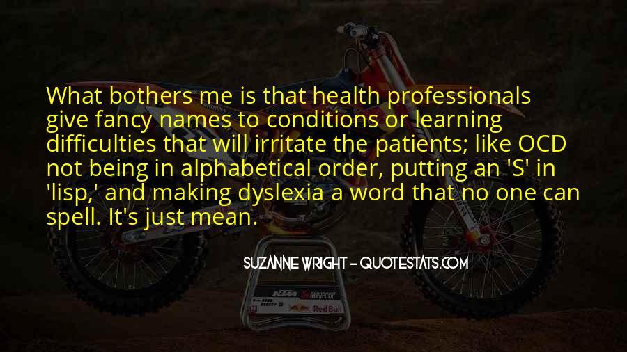 Alphabetical Quotes #759399