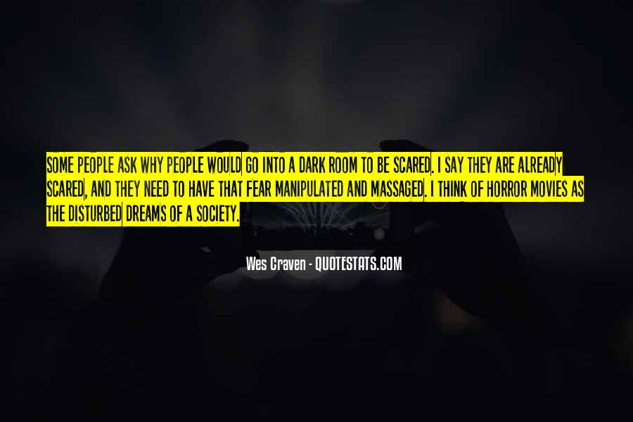 Already Disturbed Quotes #1052767