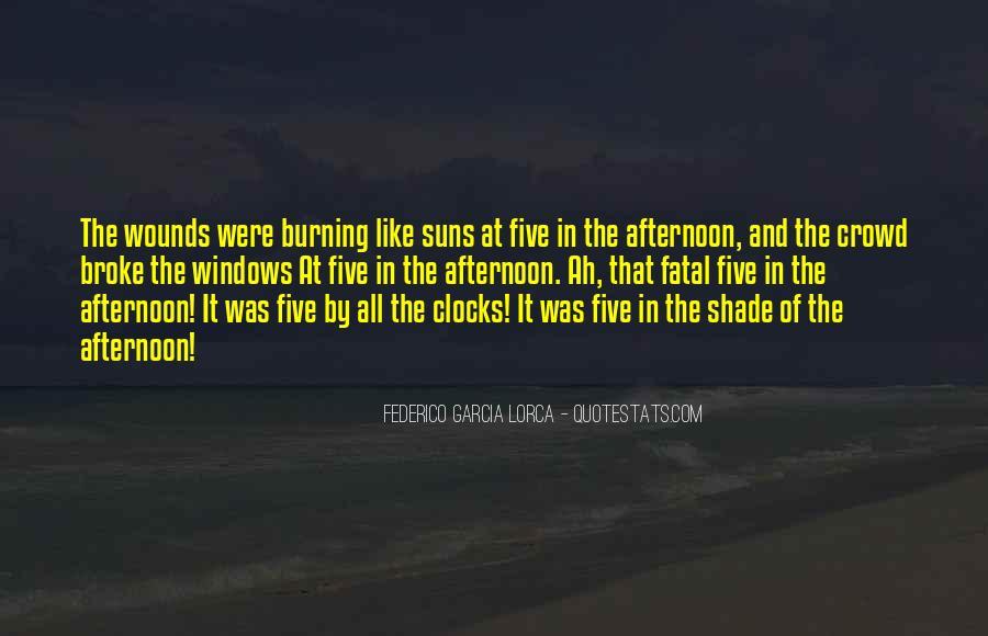 Already Disturbed Quotes #254703