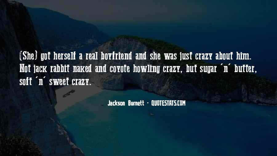 Quotes About My Sweet Boyfriend #996985