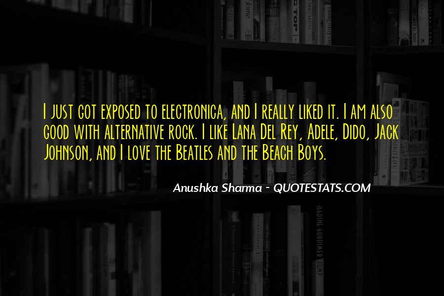 Alternative Rock Love Quotes #524617