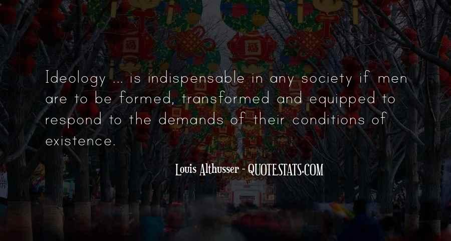 Althusser Ideology Quotes #1611286