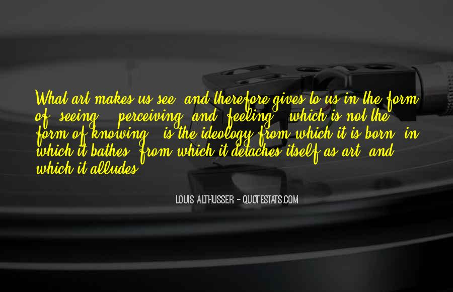 Althusser Ideology Quotes #616823