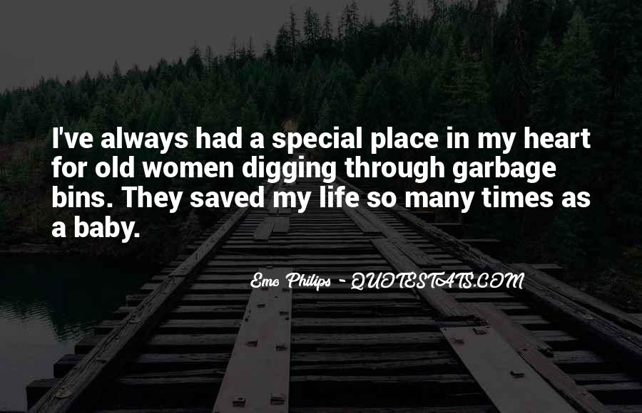 Quotes About My Special Place #1309944