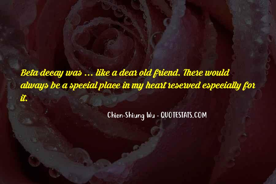Quotes About My Special Place #1475215