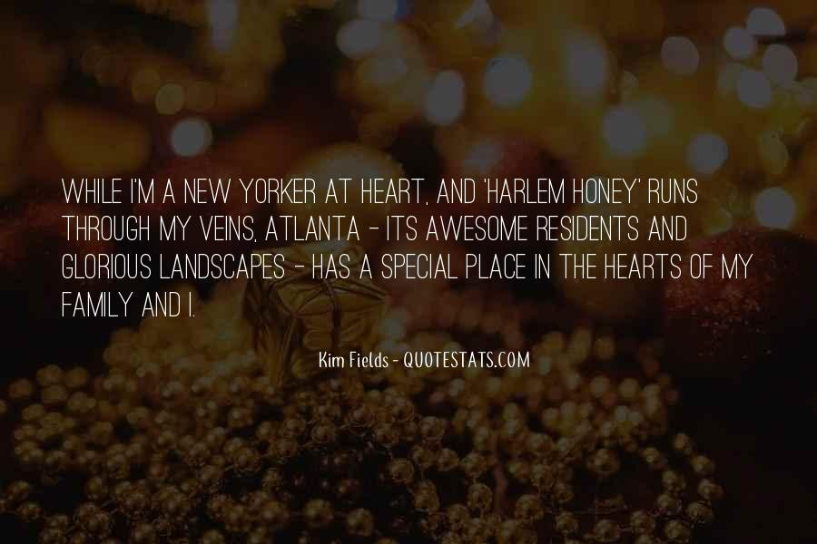 Quotes About My Special Place #1685076