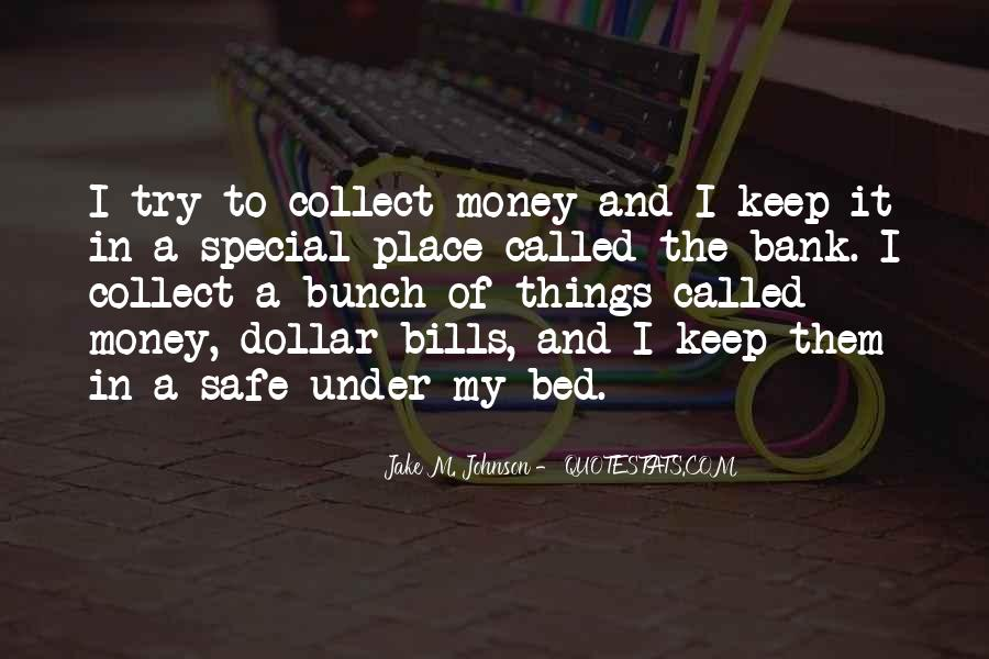 Quotes About My Special Place #1732538