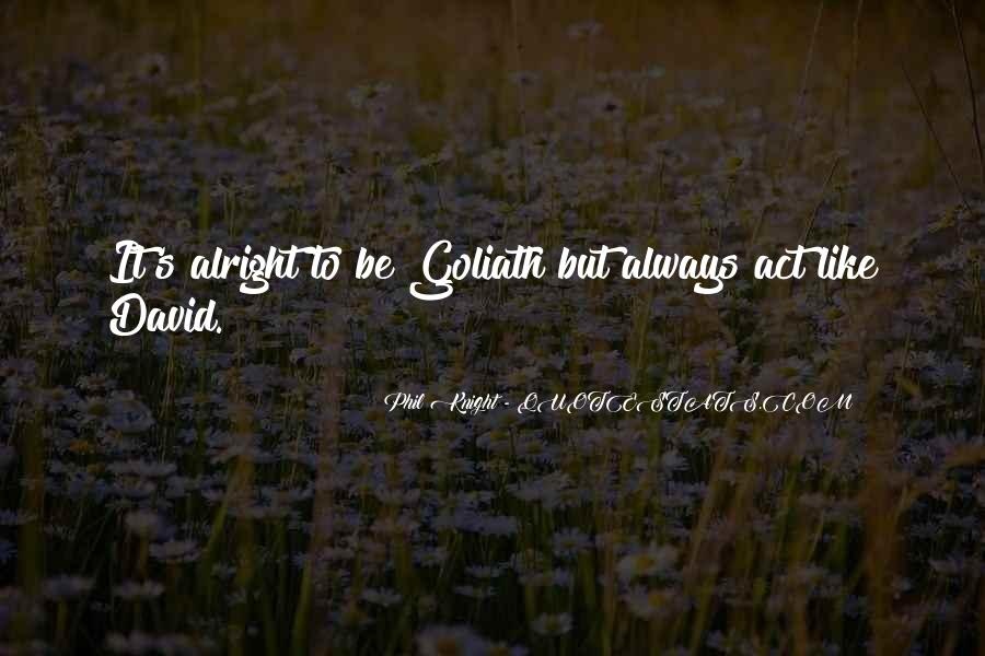 Always Alright Quotes #1509071