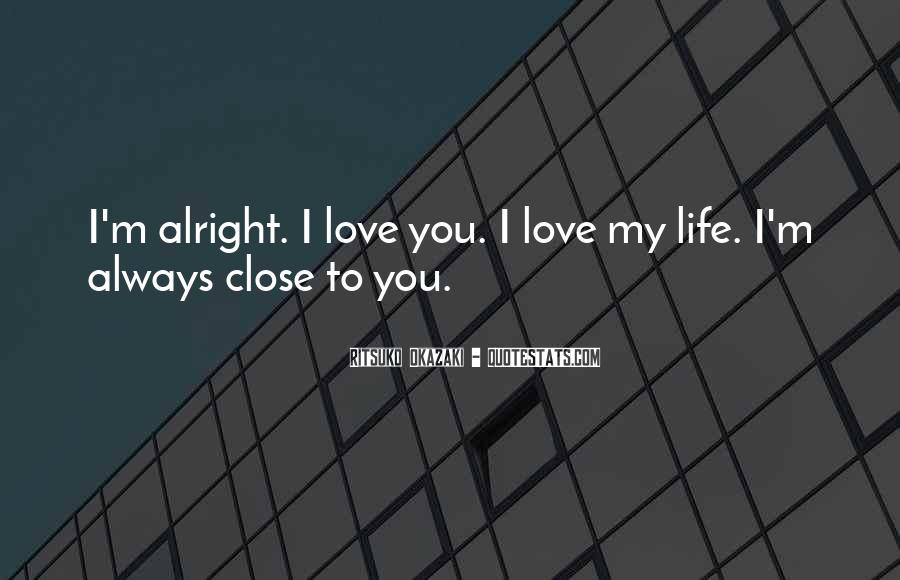 Always Alright Quotes #1773439