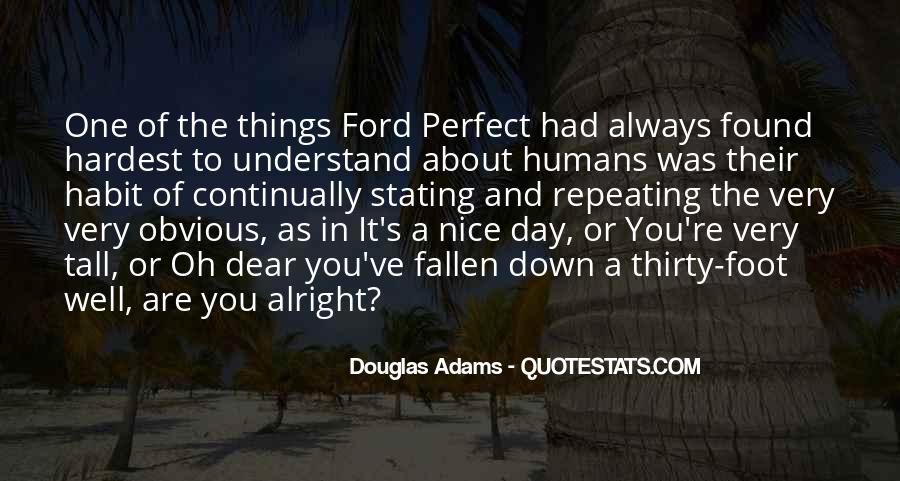 Always Alright Quotes #17983