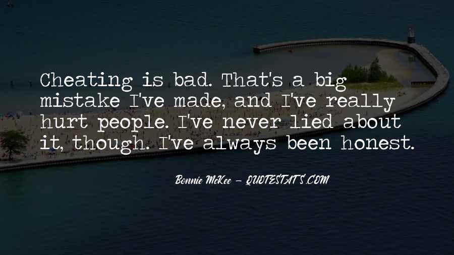 Always Been Hurt Quotes #1058130