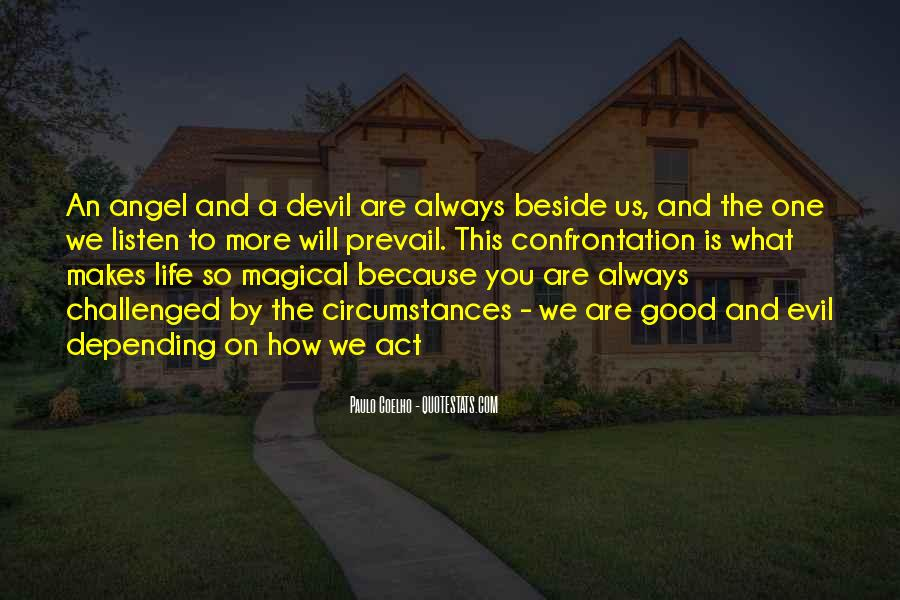 Always Beside You Quotes #119082