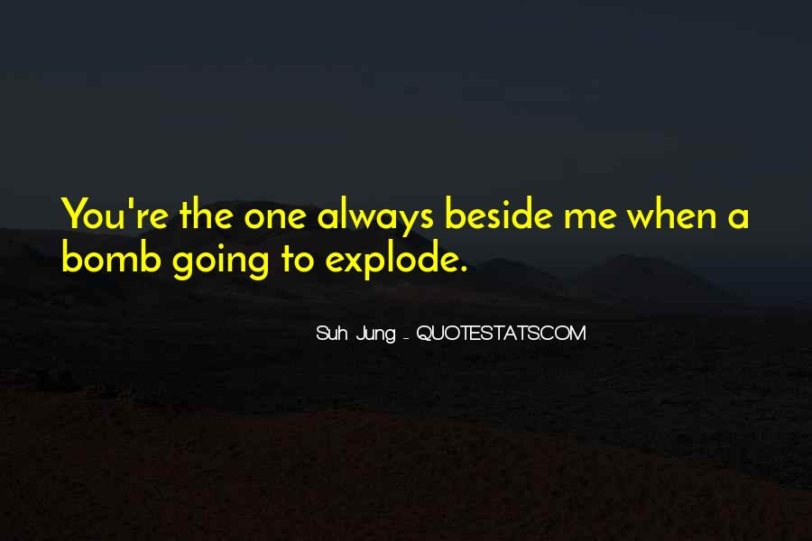 Always Beside You Quotes #1650198