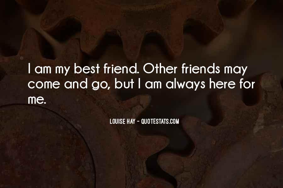 Always Best Friends Quotes #1471720