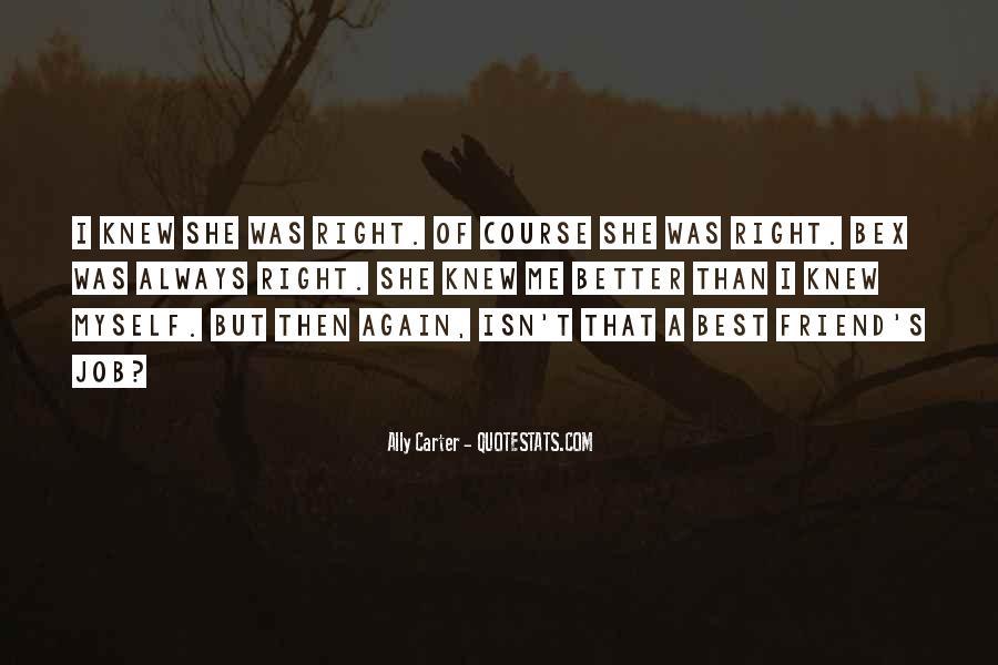 Always Best Friends Quotes #1572394