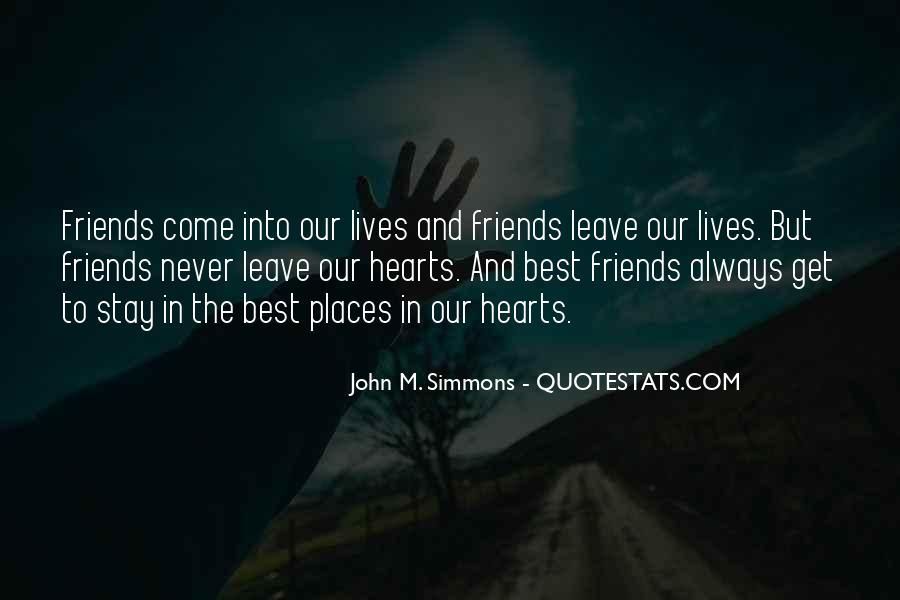Always Best Friends Quotes #1607990