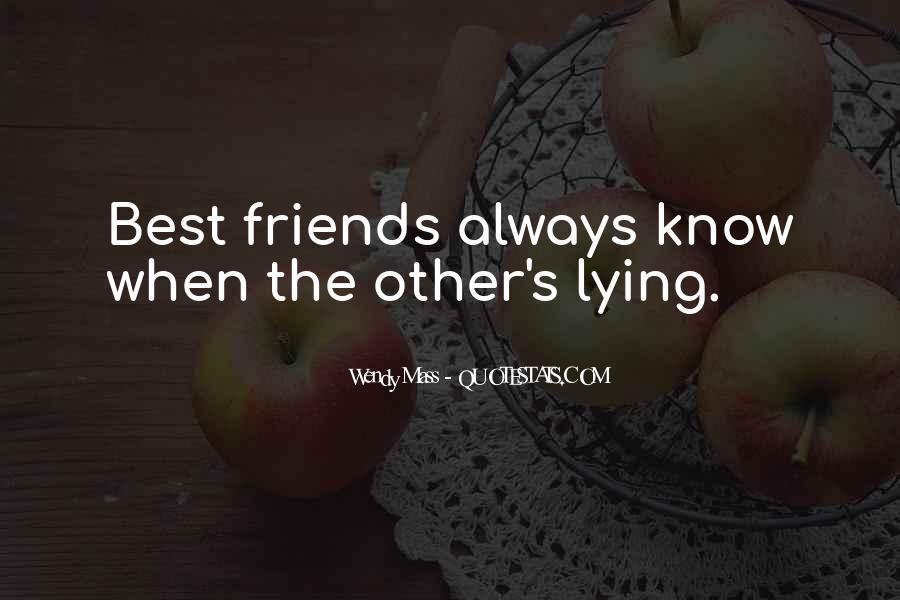 Always Best Friends Quotes #171972
