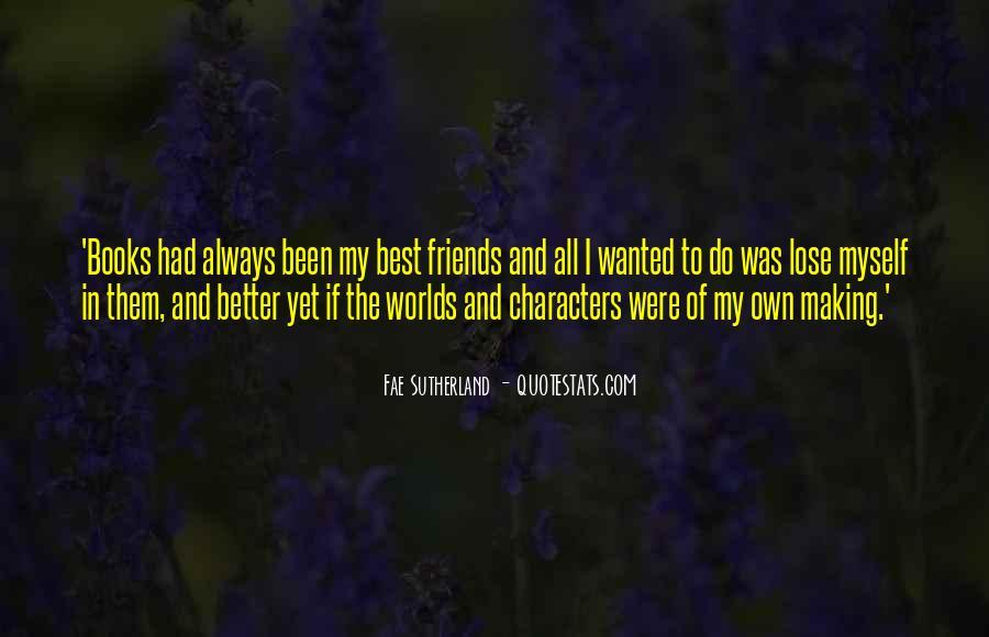 Always Best Friends Quotes #392069