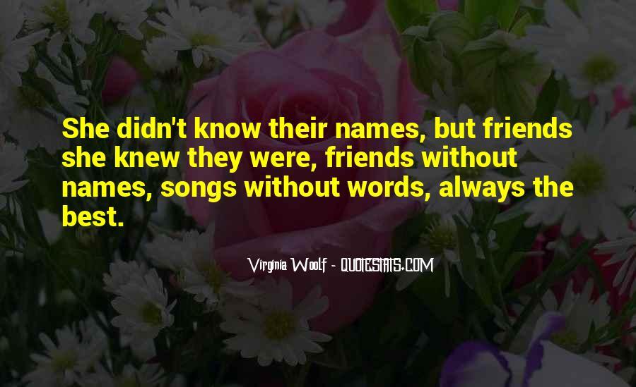 Always Best Friends Quotes #424787