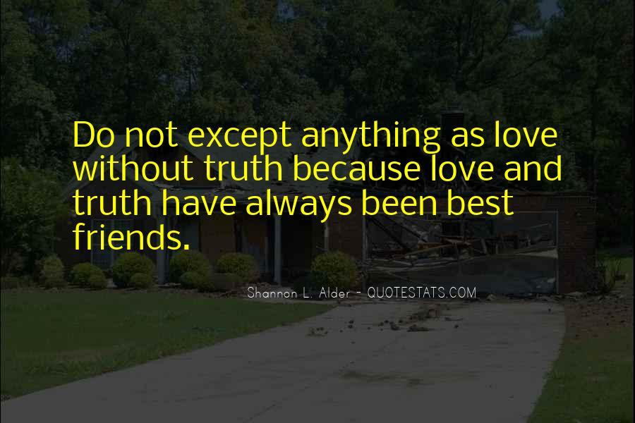 Always Best Friends Quotes #437433