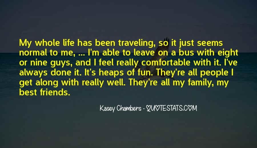 Always Best Friends Quotes #482603